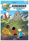 JOMMEKE 070. DE VERBORGEN TEMPEL