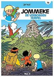 JOMMEKE 070. DE VERBORGEN TEMPEL JOMMEKE, Nys, Jef, Paperback