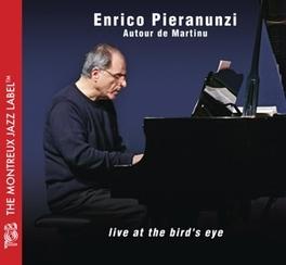 AUTOUR DE MARTINU ENRICO PIERANUNZI, CD