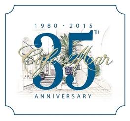 CAFE DEL MAR 35TH.. .. ANNIVERSARY V/A, CD