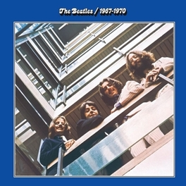 BEATLES 1967-1970.. -HQ- .. (BLUE) BEATLES, Vinyl LP