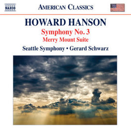 SYMPHONY NO.3 GERARD SCHWARZ/SEATTLE SO H. HANSON, CD