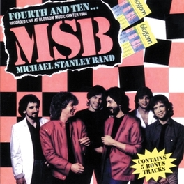 FOURTH & TEN -REMAST- STANLEY, MICHAEL -BAND-, CD