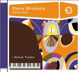 TIME OUT DAVE BRUBECK, CD