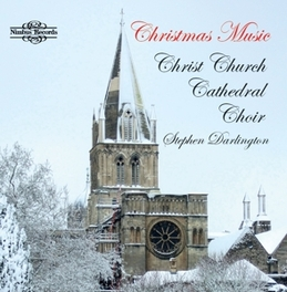 CHRISTMAS MUSIC STEPHEN DARLINGTON CHRIST CHURCH CATHEDRAL C, CD