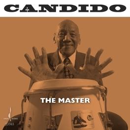 MASTER BINAURAL+ CANDIDO, CD