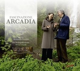FASCINAZIONE ARKADIEN DIE FREITAGSAKADEMIE BAROQUE ENSEMBLE A. SCARLATTI, CD