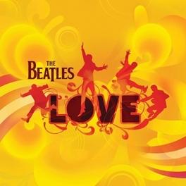 LOVE -HQ/REMAST- INCL. 26PG. BOOKLET BEATLES, LP