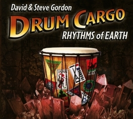 RHYTHMS OF EARTH -DIGI- DRUM CARGO GORDON, DAVID & STEVE, CD