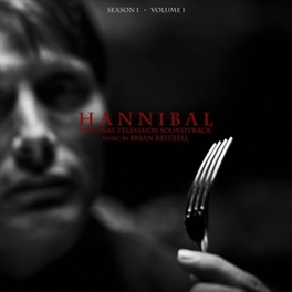 HANNIBAL SEASON 1, VOL.1 MYSIC BY BRIAN REITZELL OST, Vinyl LP