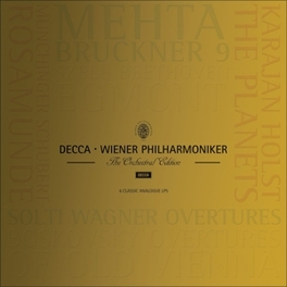 EDITION -LTD- WIENER PHILHARMONIKER, Vinyl LP