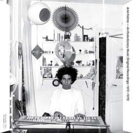 AN EVOLUTIONARY MUSIC ARIEL KALMA, LP