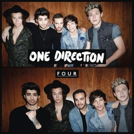 FOUR -DELUXE- INTERNATIONAL STANDARD VERSION WITH POSTER BOOKLET ONE DIRECTION, CD