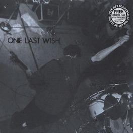 1986 ONE LAST WISH, Vinyl LP