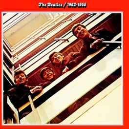 BEATLES 1962-1966.. -HQ- .. (RED) BEATLES, Vinyl LP