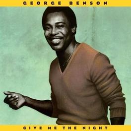 GIVE ME THE NIGHT -HQ- 180GR. AUDIOPHILE VINYL / INSERT GEORGE BENSON, LP