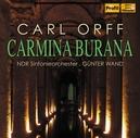 CARMINA BURANA NDR S.O./GUNTER WAND