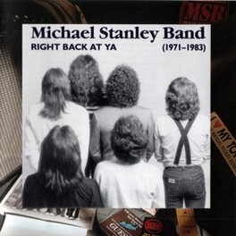 RIGHT BACK AT.. -REMAST- .. 1971-1983 STANLEY, MICHAEL -BAND-, CD