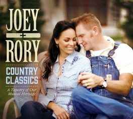 COUNTRY CLASSICS CRACKER BARREL RELEASE JOEY & RORY, CD
