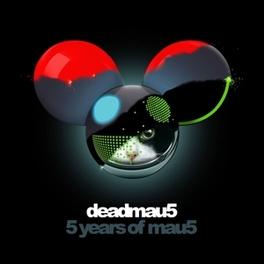 5 YEARS OF MAU5 DEADMAU5, CD