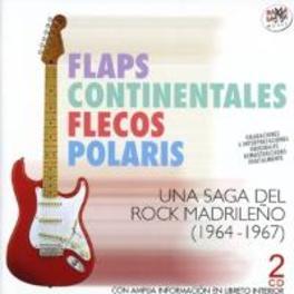 UN SAGA DEL ROCK.. .. MADRILENO 1964-67//W/LOS FLAPS/LOS FLECOS/A.O. V/A, CD