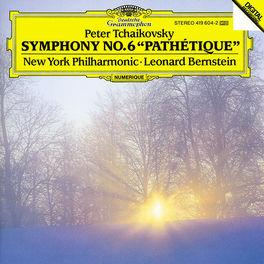 SYMPH.NO.6'PATHETIQUE' NEW YORK PHIL./BERNSTEIN Audio CD, P.I TCHAIKOVSKY, CD