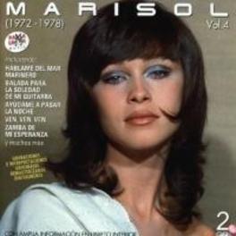 VOL.4 SUS GRABACIONES 1972-1978 MARISOL, CD