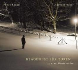 WINTERREISE MANFRED/MA MAURENBRECHER, CD