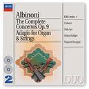 COMPL.CONC.OP.9 & ADAGIO I MUSICI