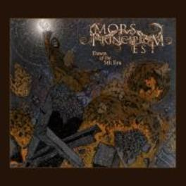 DAWN OF THE 5TH ERA DIGI MORS PRINCIPIUM EST, CD