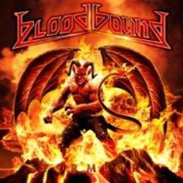 STORMBORN -DIGI- *2014 ALBUM BY SWEDISH POWER-METAL SEXTET* BLOODBOUND, CD