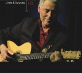LINES & SPACES MICHAEL FIX, CD