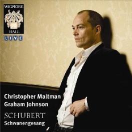 SCHWANENGESANG MALTMAN/JOHNSON F. SCHUBERT, CD