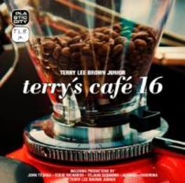 TERRY'S CAFE 16 V/A, CD