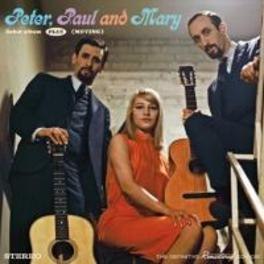 DEBUT ALBUM/MOVING PLUS 3 BONUS TRACKS/24BIT DIGITAL REMASTERED PETER, PAUL & MARY, CD