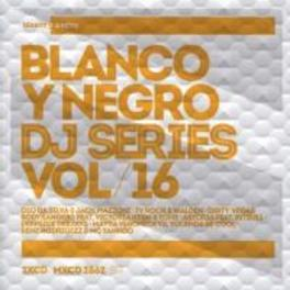 BLANCO Y NEGRO DJ.. .. SERIES 16/W/DEEPSIDE DEEJAYS/BODYBANGERS/ASTORIA/AO V/A, CD