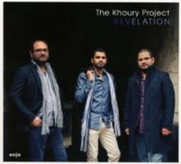REVELATION KHOURY PROJECT, CD