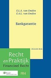 Bankgarantie E.L.A. van Emden, Hardcover