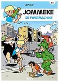 JOMMEKE 051. DE FWIETMACHINE (HERDRUK)