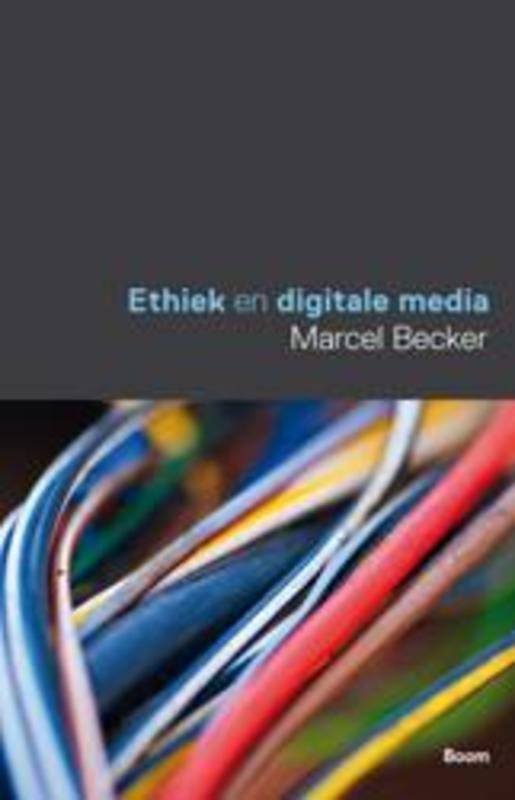 Ethiek en digitale media Marcel Becker, Paperback
