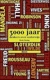 3000 jaar denkers over onderwijs René Gude, Paperback