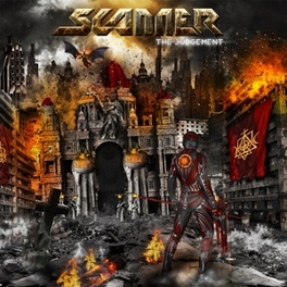 JUDGEMENT SCANNER, CD