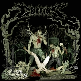 MORTUARY IN DARKNESS COFFINS, CD