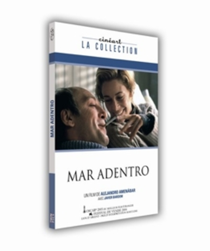 MAR ADENTRO FRENCH VERSION/PAL/REGION 2/W/JAVIER BARDEM DVD, MOVIE, DVDNL