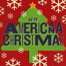 AN AMERICANA CHRISTMAS V/A, CD