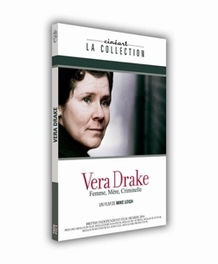 VERA DRAKE PAL/REGION 2//FRENCH VERSION/ FILM BY MIKE LEIGH DVD, MOVIE, DVD