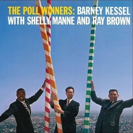 POLL WINNERS -LTD- BACK TO BLACK KESSEL/MANNE/BROWN, Vinyl LP