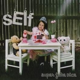 SUPER FAKE NICE CLEAR VINYL SELF, CD