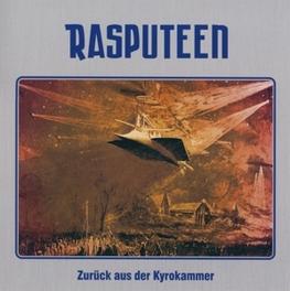 ZURUCK AUS DER KYROKAMMER RASPUTEEN, CD