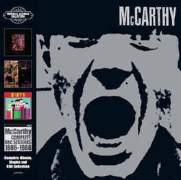 COMPLETE ALBUMS SINGLES.. .. AND BBC MCCARTHY, CD